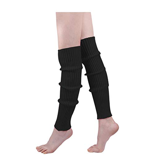 Womens 80s Ribbed Leg Warmers Now $5.74