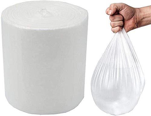 Cfbcc Kleiner Müllbeutel 6 Liter Super transparent Müllsack Mülltonne Liner 150 Zahl, for Home-Office-Reinigungsmittel verwendet