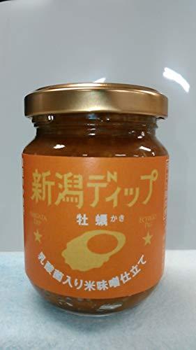 新潟デップ牡蠣」 乳酸菌入り米味噌仕立て 90g