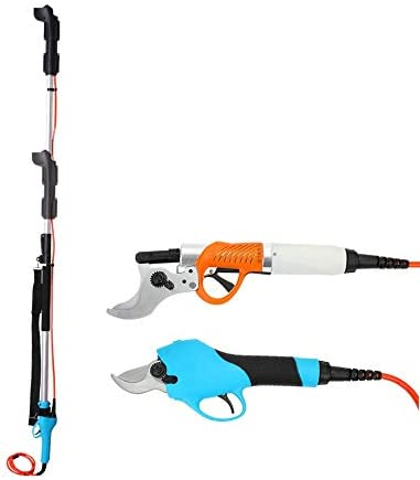 RESSE Professional 宅配便送料無料 Cordless Electric Recharg Pruning with Shears 正規取扱店
