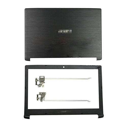 Reemplazo para Acer Aspire 5 A515-51 A515-51G Series LCD cubierta trasera y bisel frontal y bisagras