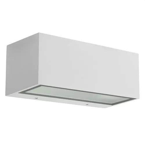 LEDs-C4 05-9649-14 T2-Applique 60w nemesis 1xe27 max gris