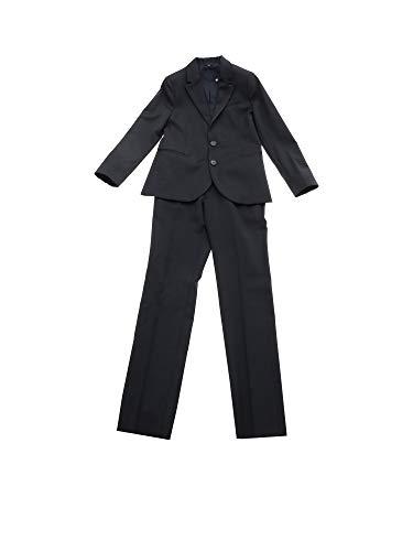 Emporio Armani Conjunto de niño de lana virgen azul 8N4V024N19Z turquesa 8 años