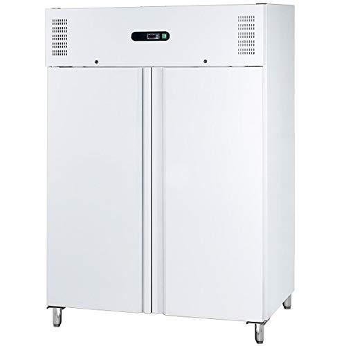 GN 2/1 Lagerkühlschrank Kühlschrank 1200L SIde by Side Gewerbekühlschrank automatische Abtauung