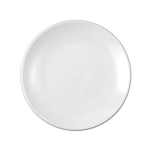 Seltmann weiden, blanc, uni modern life assiette plate rond 15,5 cm-passe au lave-vaisselle et au micro-ondes.