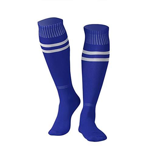 Ba30DEllylelly 1 Paar Sportsocken Knie Legging Strümpfe Fußball Baseball Fußball Over Knee Knöchel Männer Frauen Socken