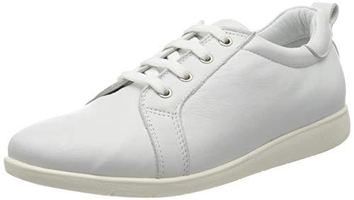 Andrea Conti 1479604, Zapatillas Mujer, Blanco (Weiß 001), 36 EU
