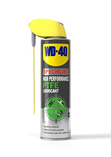 WD40 44749 High Performance PTFE Lubricant 250ml