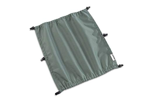 CROOZER Sonnenschutz für Kid 2 Modelle - Kaaos Kollektion, Farbe:Jungle Green