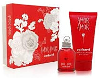 Amor Amor estuche EDT 30 ml + Body lotion 100 ml: Amazon.es: Belleza