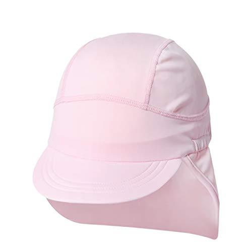 Petit Amour Kinder sehr Bequeme UV-Schutzmütze/UV-Schutzcap Madeira Mütze für Jungen & Mädchen (128/134) 5-6 Jahre