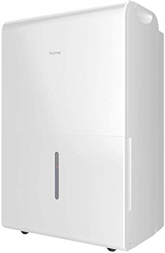 hOmeLabs 4 500 Sq Ft Energy Star Dehumidifier with Pump for Extra Large Rooms and Basements product image