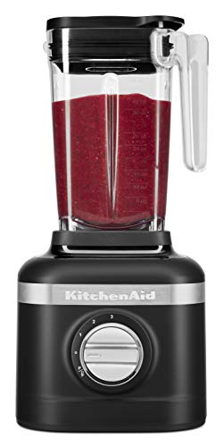 KitchenAid KSB1325BM K150 Blender, 48 oz, Matte Black