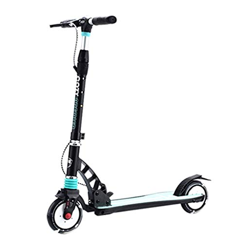Find Discount YYIN Adjustable Height Two-Wheeled Children, Juvenile and Adolescents, Adult Folding S...