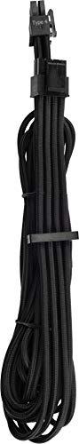Corsair Premium Sleeved Netzteil EPS12V/ATX12V-Kabel Typ4 (Generation 4-Serie) Schwarz