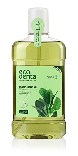 Ecodenta Mondwater Multifunctioneel, 500 Ml