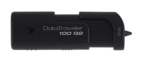 Kingston DT100G2 DATA Traveler 100 G2 Memoria USB portatile 8192 MB