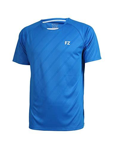 FZ Forza - Sport T-Shirt Hector - blau, für Herren - geeignet für Fitness, Running, Fußball, Squash, Badminton, Tennis etc. - S