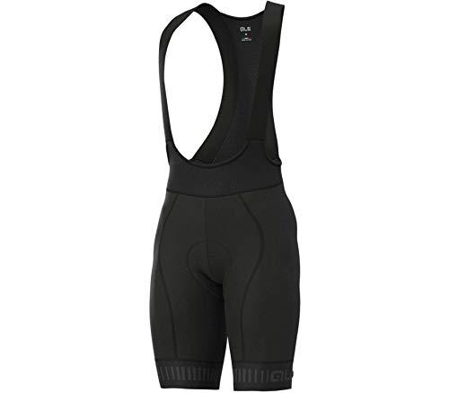 Alé Cycling Graphics PRR Strada Trägershorts Herren Black/Charcoal Grey Größe L 2020 Bib Shorts