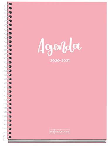 Miquel Rius - Agenda Escolar Basic Curso Lectivo 2020-2021,...