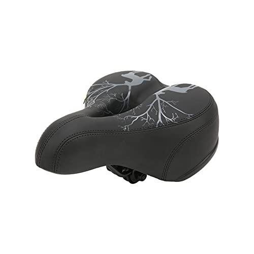 Faceuer Amortiguador De Los Asientos De La Bicicleta, Prenda Impermeable Cómoda del Desgaste De Las Sillas De Montar De La Bicicleta Resistente para El Ciclismo