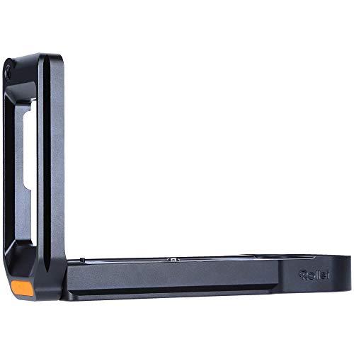 Rollei L-Bracket für Canon 5D Mark IV L-Mount aus hochwertigem Aluminium mit 1/4