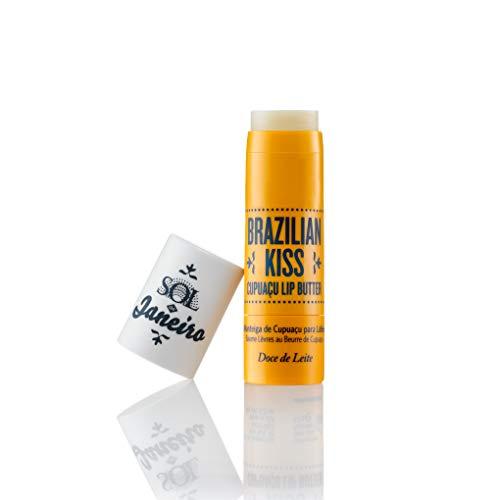 Sol de Janeiro - Manteca de labios, modelo Brazilian Kiss Cupuacu, 6 g