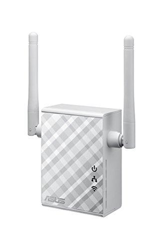 ASUS RP-N12Range Extender Universale N300 con funzione Access Point e Media Bridge