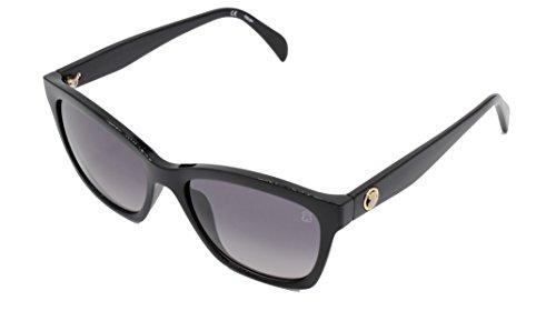 TOUS STO996-53Z42K Gafas, Negro, 53 17 140 para Mujer