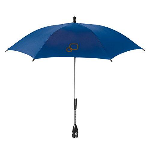 Quinny - Parasol para carritos de bebé Buzz, Buzz Xtra, Moodd, Speedi, Senzz, Zapp, Zapp Xtra y Zapp Xtra 2, con protección contra rallos ultravioleta azul (blue base)