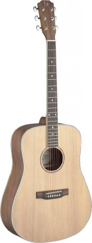 James Neligan ASY-D ASYLA Series Dreadnought - Guitarra acústica