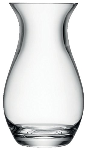 LSA International Blumenvase, transparent, groß (32 cm)