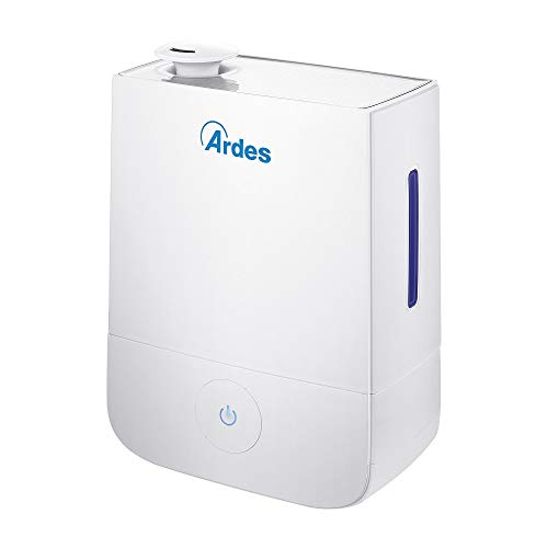 Ardes Nebulo - Humidificador (30 W, Corriente alterna, 220-240 V, 50-60 Hz, 230 mm, 120 mm)