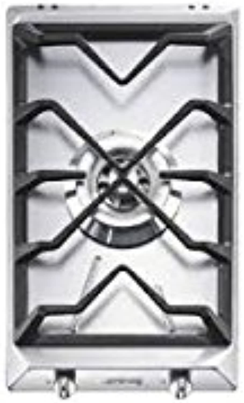 selección larga Smeg SRV531GH5 hobs hobs hobs - Placa (Mesa, Gas, Acero inoxidable, Giratorio, Frente, 30 cm)  hasta un 70% de descuento