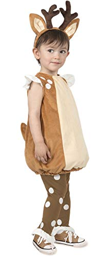 Princess Paradise Child's Debbie The Deer Costume, 18M