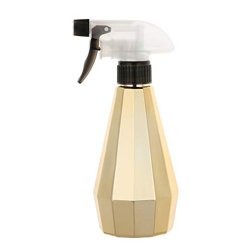 Empty Bottle Anself Lockable Dispenser Sprayer Bottle Refillable Fine Salon Hairdressing Sprayer Barber Hairstyling Flower Planting Tool Water Sprayer