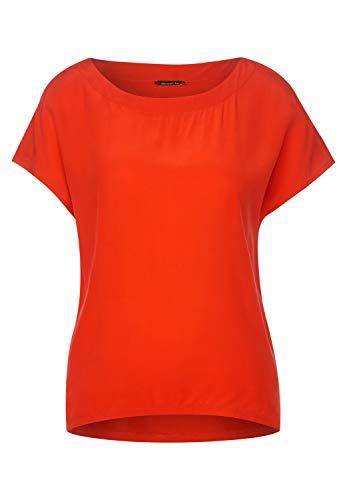 Street One Damen 315020 T-Shirt, Cheeky red, 38