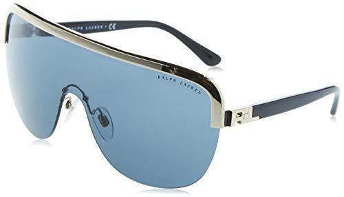 Ralph Lauren 0Rl7057 Gafas de sol, Light Gold, 62 para Mujer