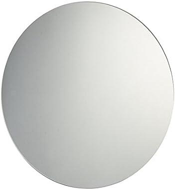Fancy Glass Round Mirror (16inchx16inch)