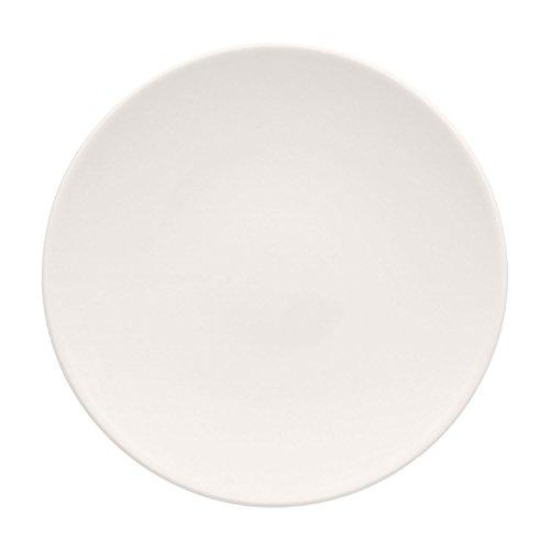 Villeroy & Boch For Me Assiette gourmet 32 cm, Porcelaine Premium, Blanc