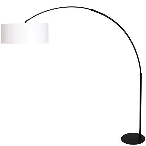 Stehleuchte Peters-Living 3766334 Modern Höhenverstellbar Bogenlampe
