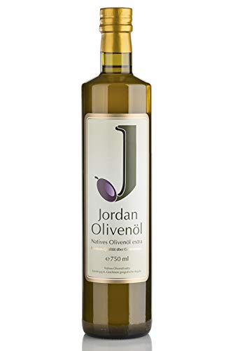 Jordan Olivenöl Natives extra, 1er Pack (1 x 750 ml)