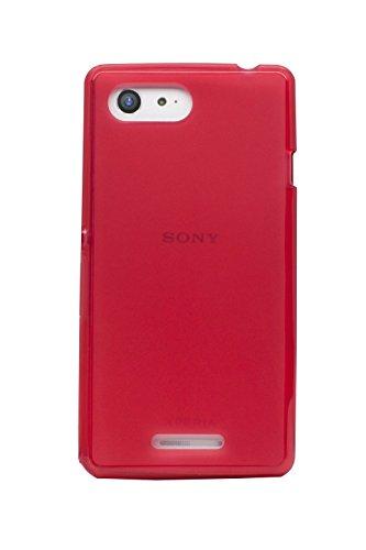 Made for Xperia SESKI0056 - Funda minigel para Sony Xperia E3, color...