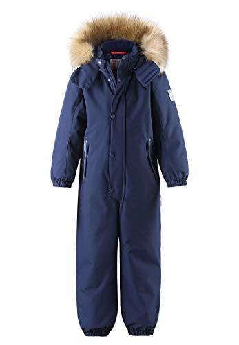 Reima Kids Stavanger Winter Overall Blau, Freizeitjacke, Größe 122 - Farbe Navy