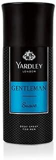 Yardley Gentleman Suave Body Spray, 150 ml