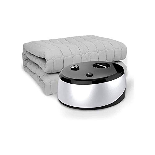 YWAWJ Manta de Calentamiento de Agua, Manta eléctrica, Control Doble Circulación de Agua, Aumente Hogar Kang Control de Temperatura Seguridad Colchón eléctrico (Size : 150 * 180cm)