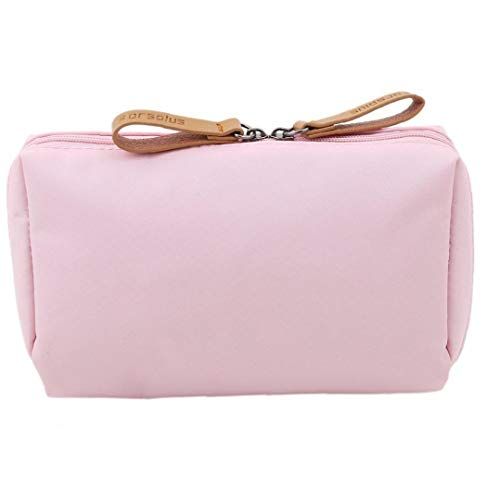 1pc Sac cosmétique Voyage maquillage sac à main Fermeture à glissière Sac à main Pouch cosmétiques Make Up Sacs Organisateur Voyage