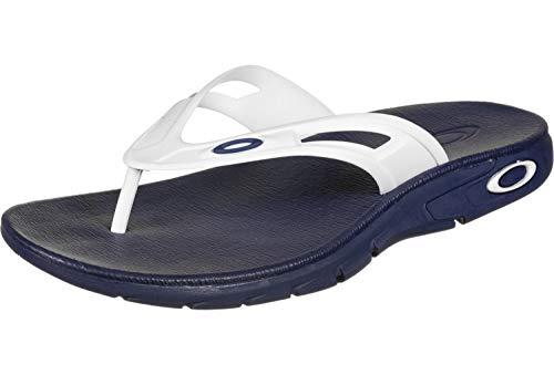 Oakley Ellipse Flips Navy Blue Schuhgröße US 7 | EU 40 2019 Badeschuhe