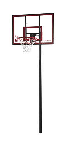 Spalding NBA Ratchet Lift 44' In-Ground Basketball Hoop
