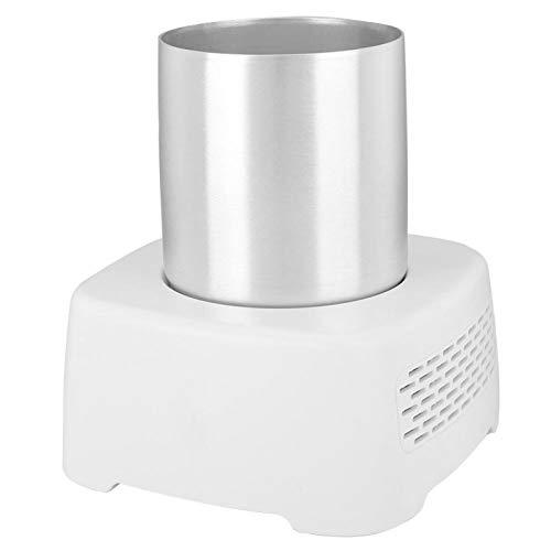 Uxsiya Taza de enfriamiento Taza de enfriamiento rápido Taza de enfriamiento de Gran Capacidad Automático Oficina fácil de Usar para la Escuela en casa(Normativa Europea)
